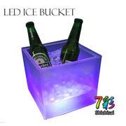 光る ワインクーラー スクエア型 電池型 SP4