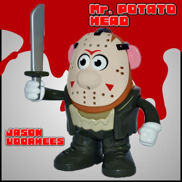 mr potato head ミスターポテトヘッド ジェイソン 雑貨 有限会社