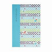 【新登場!御朱印巡りがより楽しくなる華やかなデザイン! Komon+plus 集印帳(特大)】うろこ富士