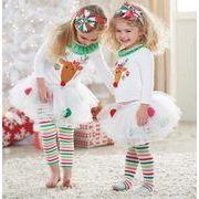 【ニュースタイル !!】2点セット★メリクリスマス★赤ちゃん服★キッズ服★可愛い★80-120cm