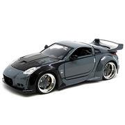 JADATOYS 1:24ワイルドスピードダイキャストカー D.K.'S 2003 NISSAN 350Z