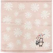 (在庫限り)ディズニー(プーさん) カトウシンジ デザイン ハンドタオル (刺繍)