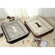 ペット用品 猫、犬用品 犬雑貨 ペットベッド 冬 ハウス 犬ベッド 6サイズ 猫ベッド