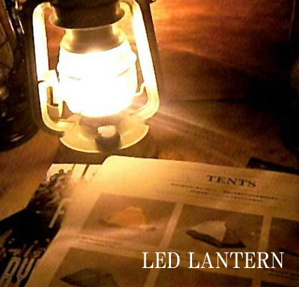 《sale》 LED LANTERN 調光ダイヤル付き ※在庫わずか