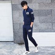 メンズ★【Direct】メンズ/大きいサイズスウェット上下セット/ファッションスポーツ/_ee82ee199ee0