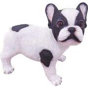 丸和貿易 犬の置物 チアフルフレンズ フレンチブルドックのペロ