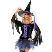 魔女 コスプレ とんがり帽子 コスチューム 衣装