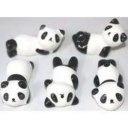 パンダ箸置き 5種セット