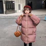 冬服 新しいデザイン 韓国風 ルース 何でも似合う 中長デザイン レターズ フラワーズ