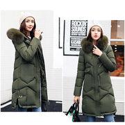 中綿コート ロングコート フード付きコート 中綿ジャケット