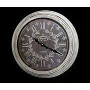 シャビーウッド風☆掛時計