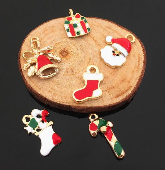 クリスマスモチーフ クリスマスデコパーツ ハンドメイド素材