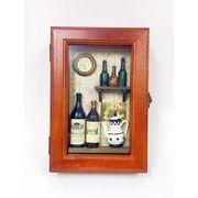居酒屋模型小物入れ 収納ボックス  レトロ アンティーク風  収納ボックス  ヨーロピアン  インテリア