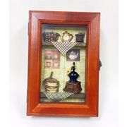 コーヒー屋模型小物入れ 収納ボックス  レトロ アンティーク風  収納ボックス  ヨーロピアン  インテリア