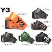 【アディダスワイスリー】 SOLID BELT Y-3 ベルト ソリッド ベルト 全6色 メンズ レディース
