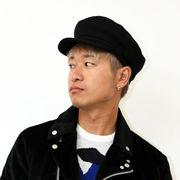イタリア マリンキャップ 帽子 ROSSO ARTIGIANO【ロッソアルティジアーノ】HAT NAVY 21STEXART