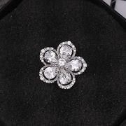 ピンズ ラペルピン メンズアクセサリー ブローチ 梅の花型ピンズ