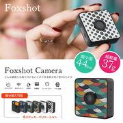 Foxshot Camera フォックスショット 防水性 小型 HD カメラ アクションカメラ