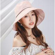 2018新作★レディース帽子★夏にぴったり★日除け帽  かわいい 春夏 ファッション  5色