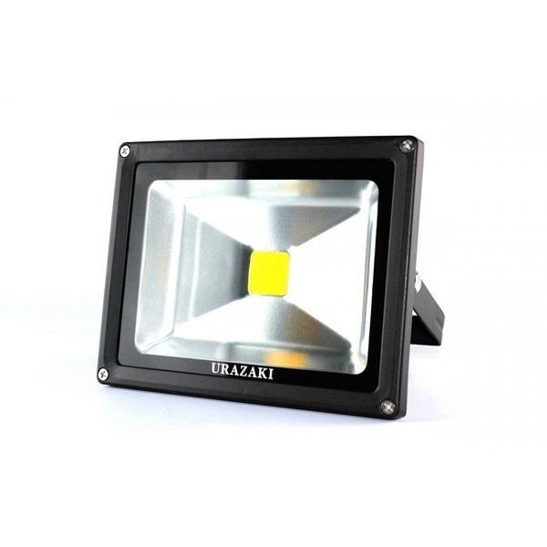 led駐車場照明 街路灯 LED投光器 30w 屋外灯照明 電球色