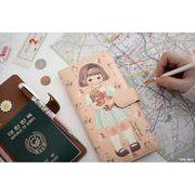 ペーパードールメイト パスポートマルチカバー【サリー】