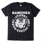ロックTシャツ Ramones ラモーンズ ロゴ
