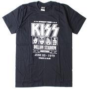 ロックTシャツ Kiss キッス Dynasty Tour