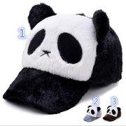 新品★キャップ★ハット★子供帽子★ハンチング 野球帽★パンダ