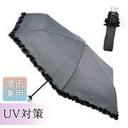 2018春夏コレクション★ブランドット 晴雨兼用折りたたみ傘