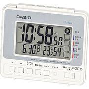 カシオ 生活環境お知らせ電波クロック DQL-250J-8JF