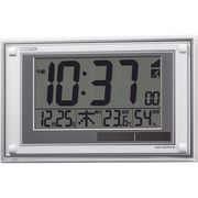 シチズン 掛置兼用ソーラーデジタル時計 8RZ189-003
