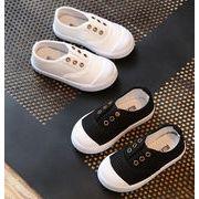 シンプル子供靴 インナーバンド 子ども用スニーカー
