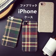 iPhone7ケース おしゃれ タータン柄スマホケース iPhone用保護ケース
