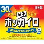 ホッカイロ 貼るレギュラー30個 【 興和新薬 】 【 カイロ 】