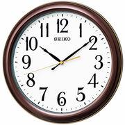 SEIKO セイコー 掛け時計 スタンダード 壁掛け 電波 KX234B スイープ おしゃれ
