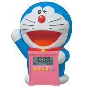 SEIKO セイコー 目覚まし時計 ドラえもん おしゃべりアラーム デジタル 温度  JF374A