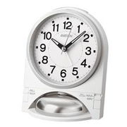 SEIKO セイコー 目覚まし時計 アナログ 大音量 ピクシス ライデン NR436W