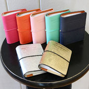 カードケース 牛革 DAILY CARD BOOK 大量収納 手帳型 レディース メンズ じゃばら ポイントカード 30枚収納