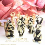 "▼80%off▼SALE▼★L&A Original Parts★Gold&金古美★98 ""pretty Animals"""