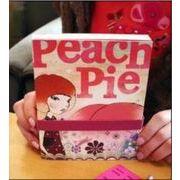 Peach Pie Diary マンスリー ウィークリー ダイアリー 手帳