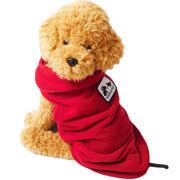 着せやすい マジックテープ フリース 犬の服 ドッグウェア