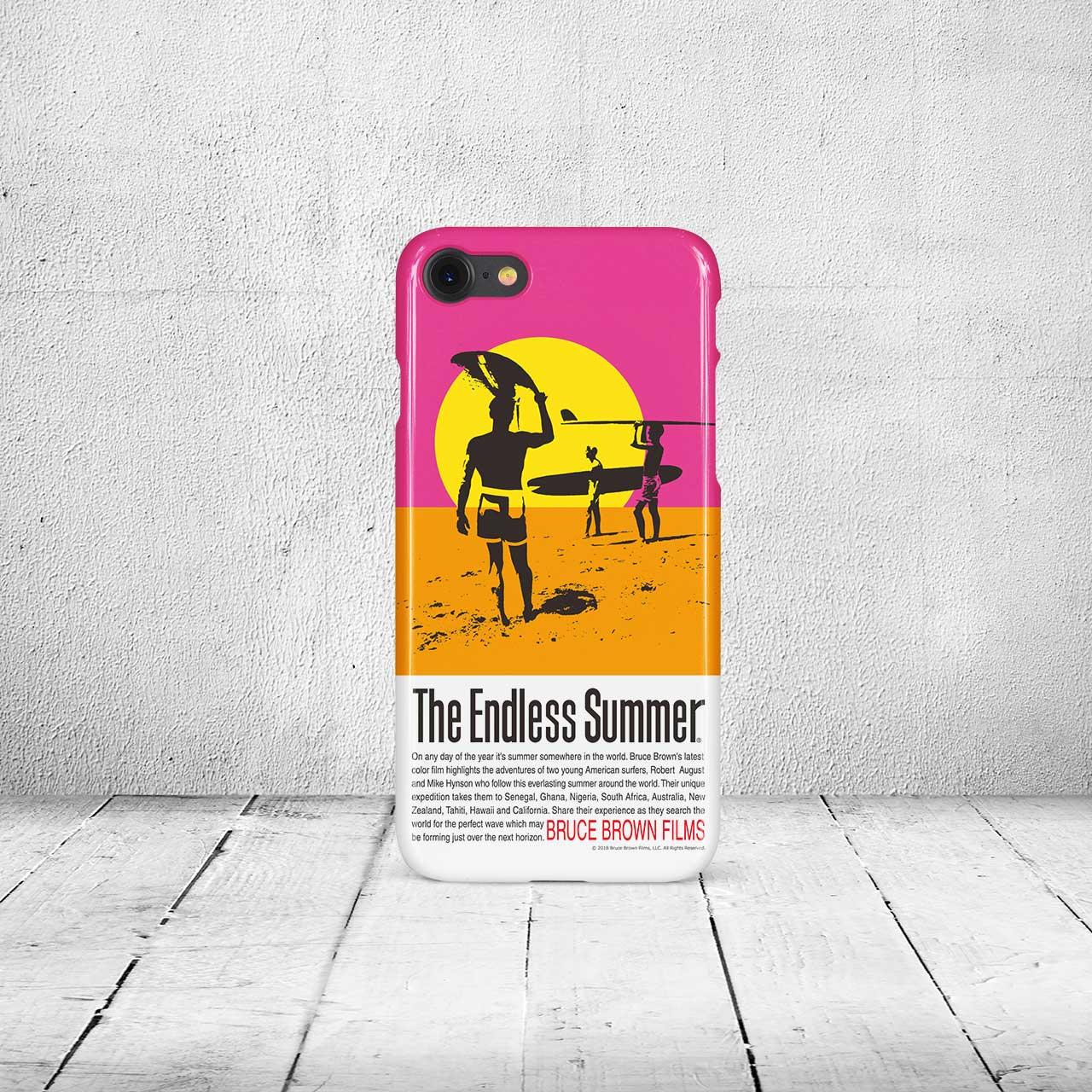 【ブルース・ブラウンフィルム】iPhone7 & 8ケース・The Endless Summer (エンドレスサマー)・オリジナル