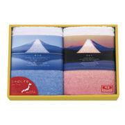 (テキスタイル)(タオル(今治))じゃぱにずむ 今治産富士山デザインタオル 60920