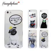 【Honeyelephant】 Animal pop case for iPhone5/5s/SE カバー  動物