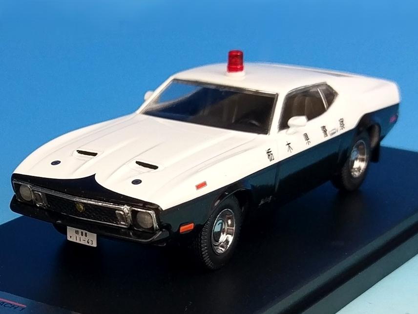 Premium-X/プレミアムX フォード・マスタング マッハ1 栃木県警