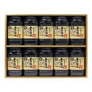 (食品)(のり・佃煮)かき醤油味付のり10本入り 360955