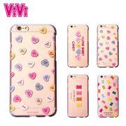 【MERRYGADGET×ViVI】雑誌掲載商品!! candy heart  iPhone6/6S 対応