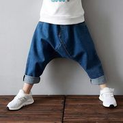 スタイル新品★男女兼用★キッズジーンズ★パンツ★★キッズ★★ズボン