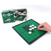 <知育玩具・ボードゲーム>ポータブルリバーシセット No.209-189