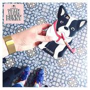 【YEAH BUNNY】 [iPhone7対応] iPhone7 ケース (FRENCHIE)フレンチブルドッグ